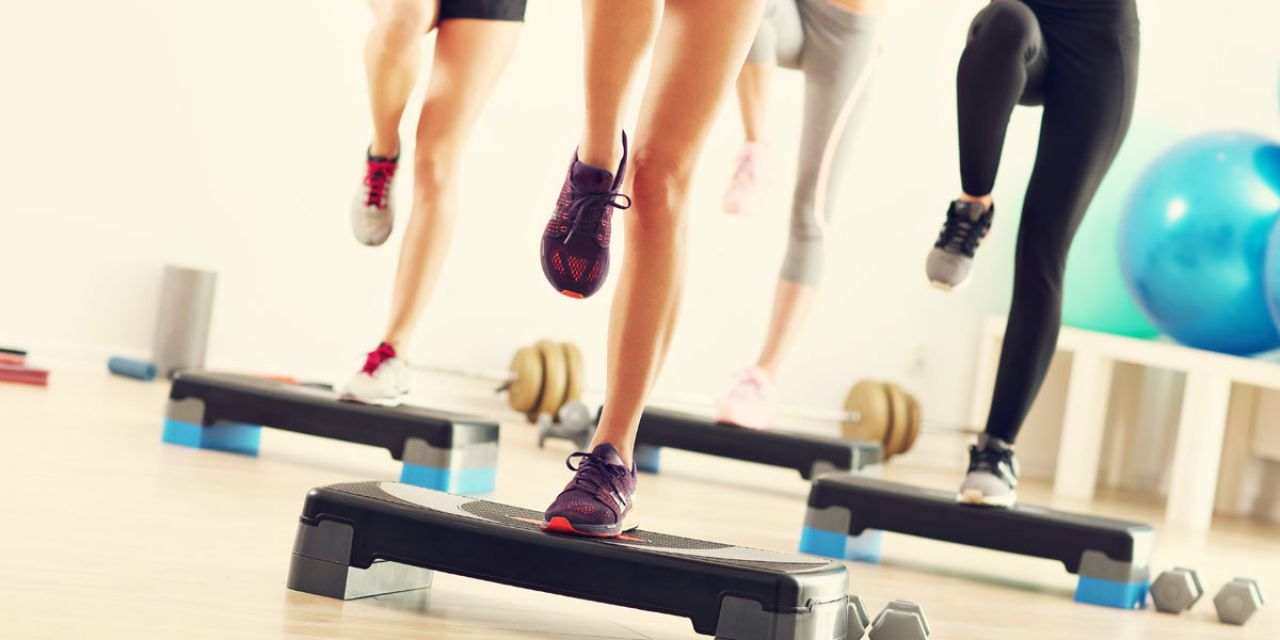 Fitnessgruppen
