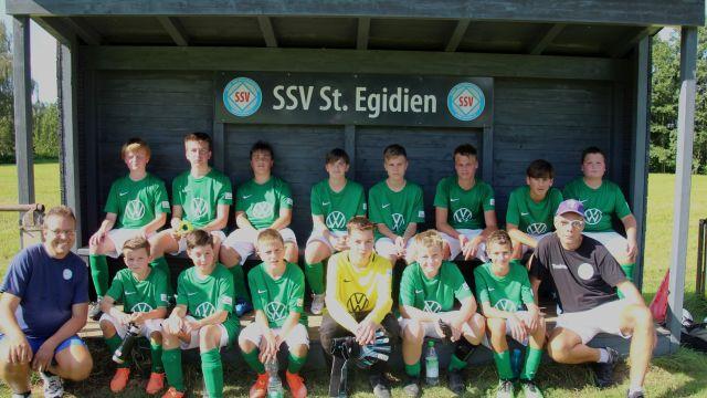 Fußball C-Jugend SSV St. Egidien e.V.