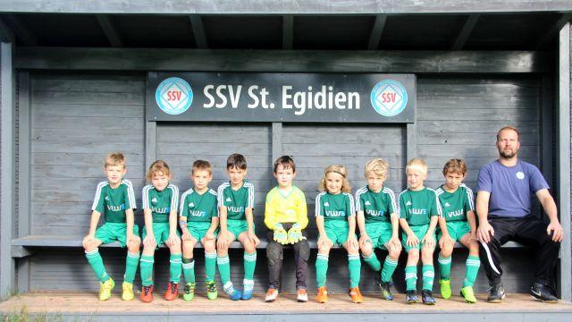 Fußball F-Jugend  SSV St. Egidien e.V.