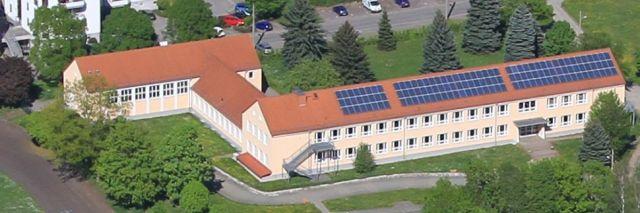 Sportstätten der SSV St. Egidien e.V.